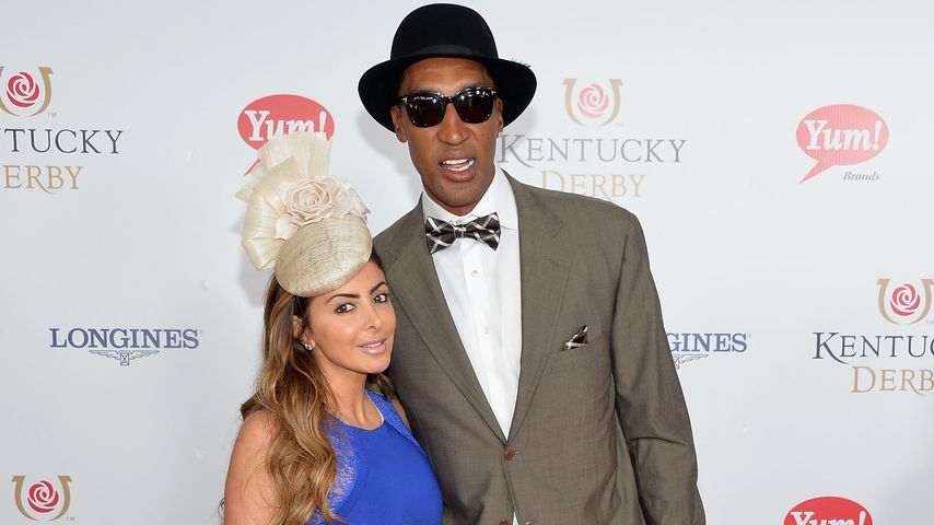 Zweite Chance! Ex-NBA-Star Scottie Pippen will Ehe retten