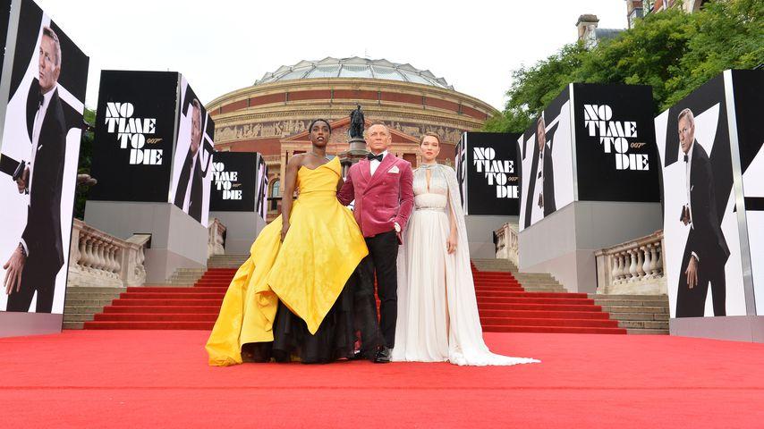 """""""James Bond""""-Premiere: Royals haben allen die Show gestohlen"""