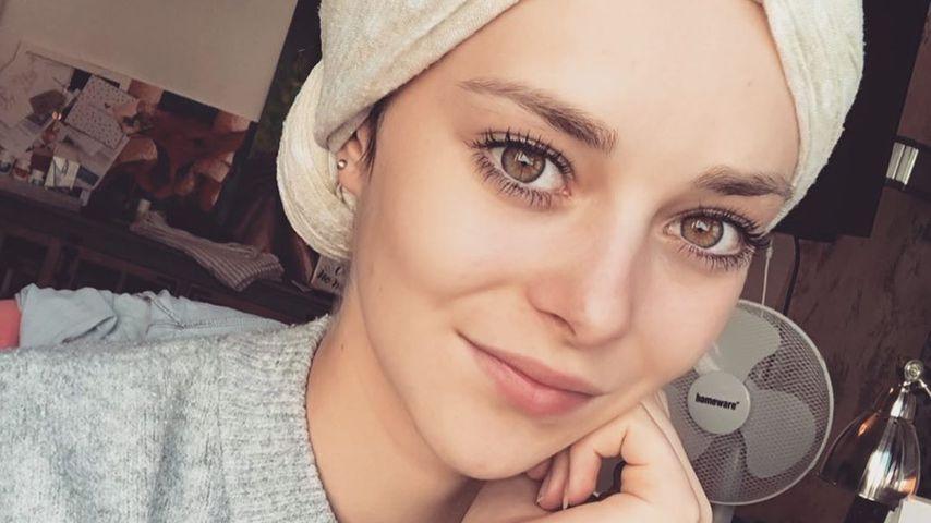 Lymphknotenkrebs mit 20: So geht es GNTM-Laura Bräutigam
