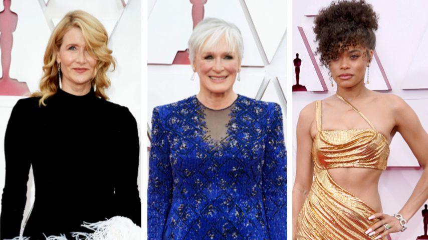Top oder Flop? Das waren die schrägsten Looks bei den Oscars