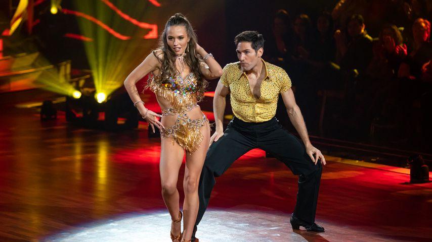"Laura Müller und Christian Polanc, ""Let's Dance""-Teilnehmer 2020"