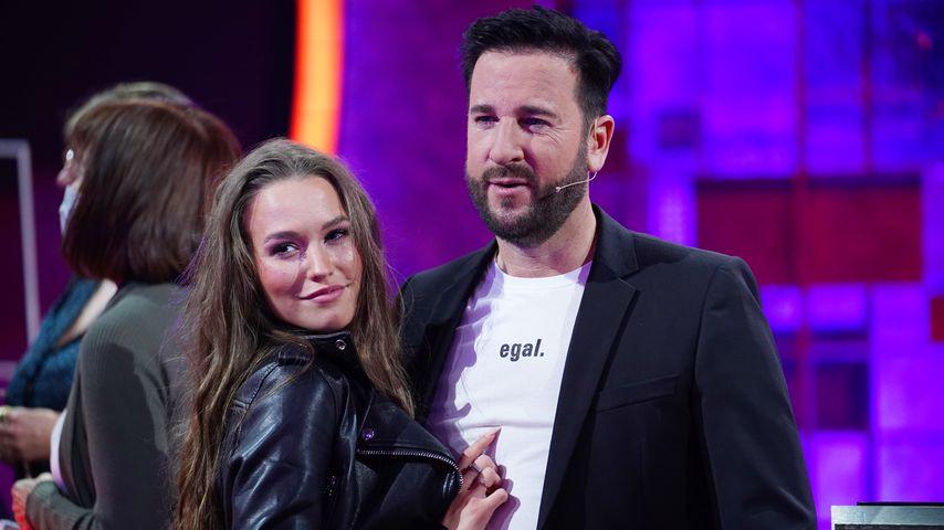 Laura Müller und Michael Wendler im Mai 2020 in Hürth