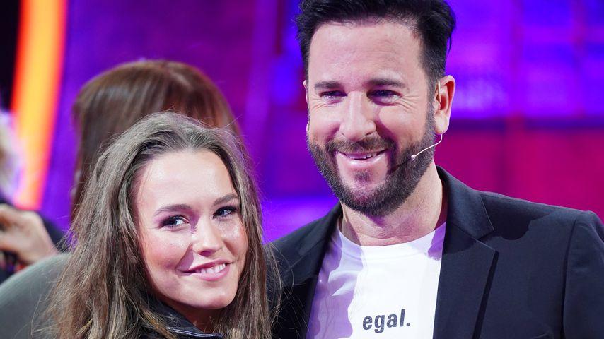 Laura Müller und Michael Wendler im Mai 2020