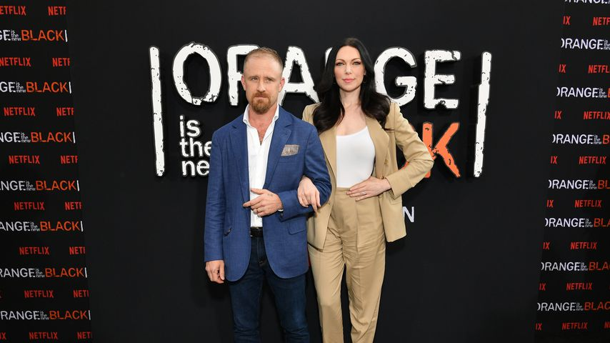 """Orange Is The New Black""-Laura Prepon: Sie hat Ja gesagt!"