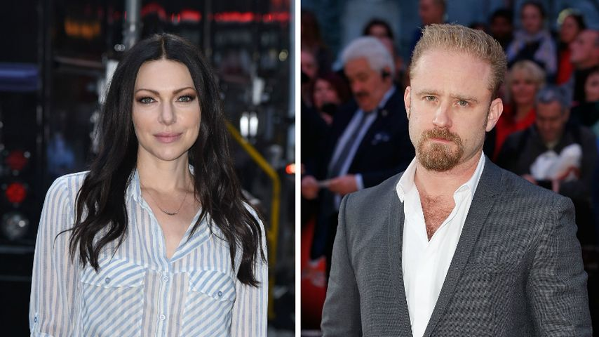 Er ist Robin Wrights Ex: Laura Prepon datet Ben Foster