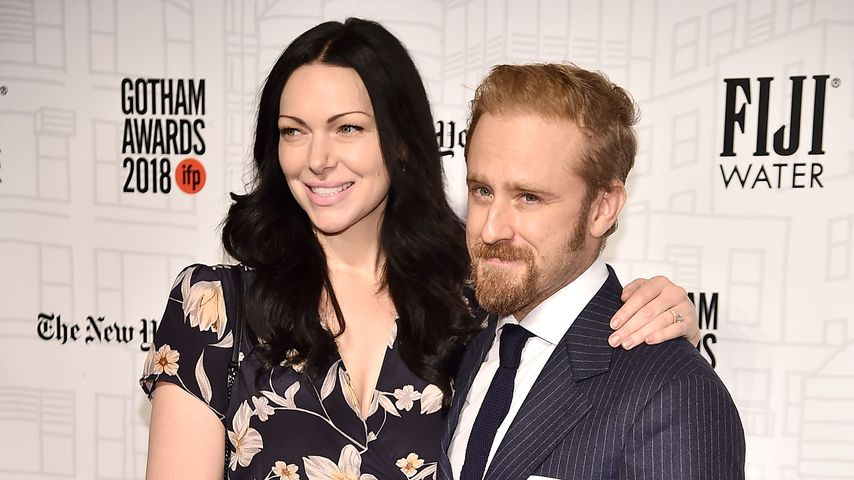 Laura Prepon und Ben Foster bei den Gotham Awards 2018