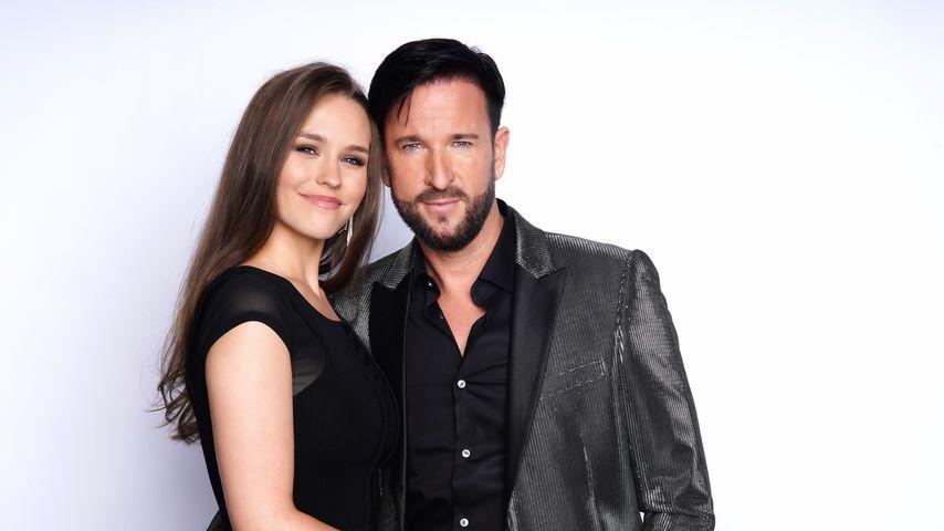 Laura und Michael Wendler im März 2020 in Köln