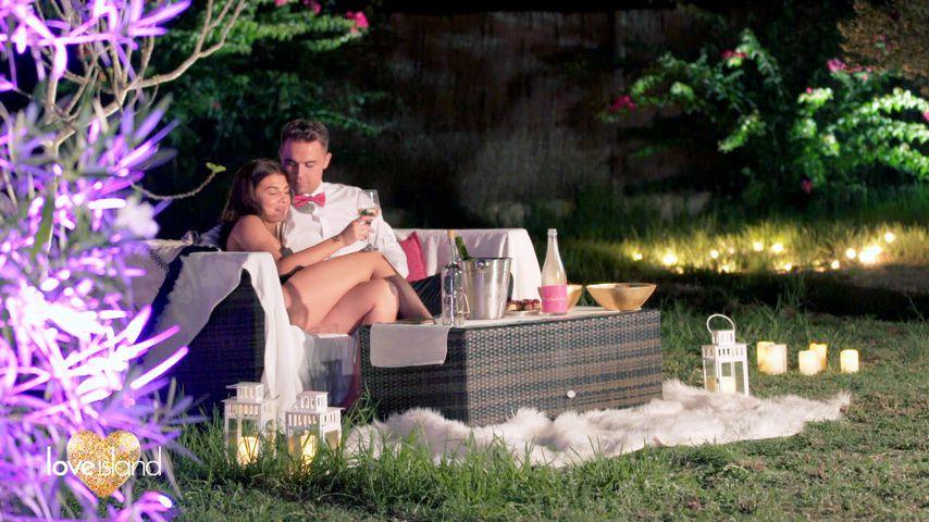 """Laura und Tobias bei """"Love Island"""" 2020"""