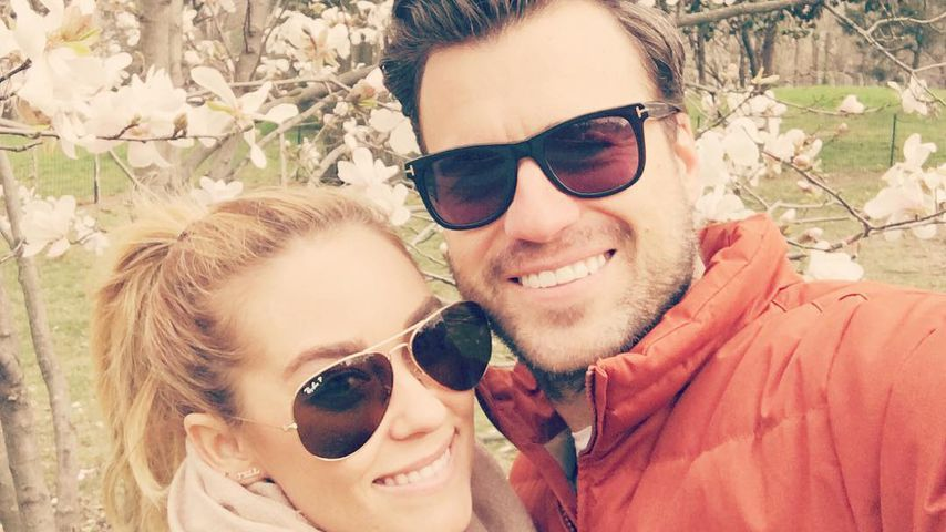 Lauren Conrad mit Ehemann William Tell