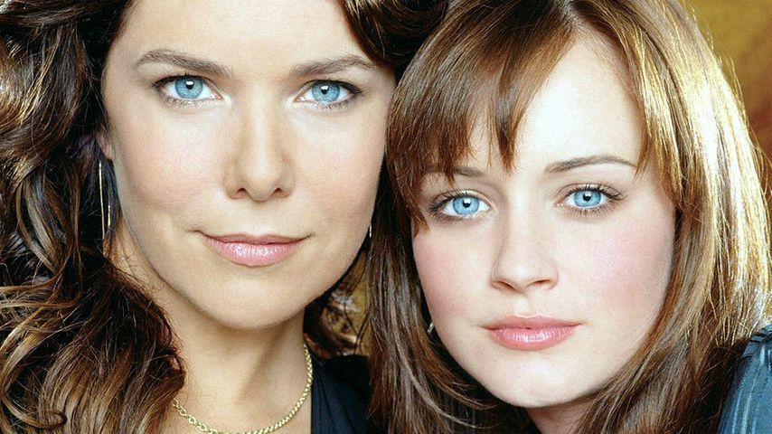 """Lorelai oder Rory? Hochzeits-Dreh bei den """"Gilmore Girls""""!"""