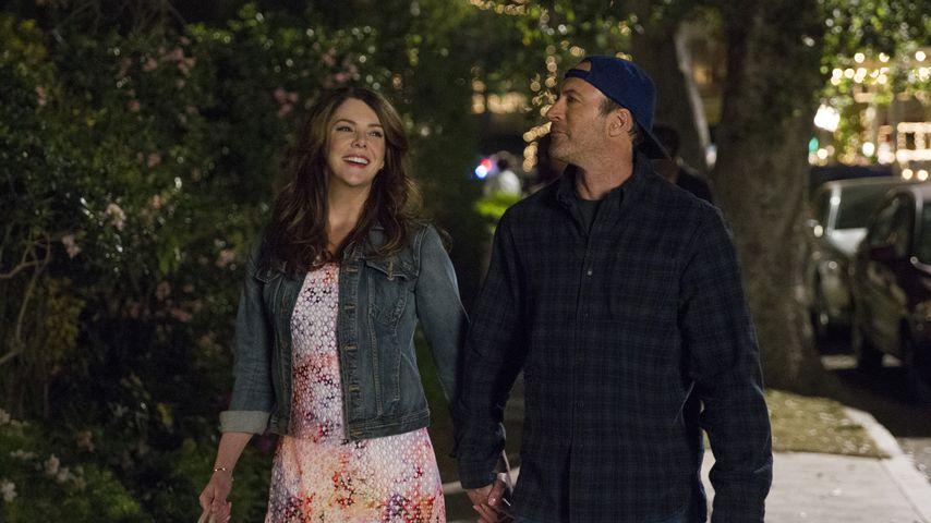 """So erwartet """"Gilmore Girls""""-Scott die Luke-Lorelai-Hochzeit"""