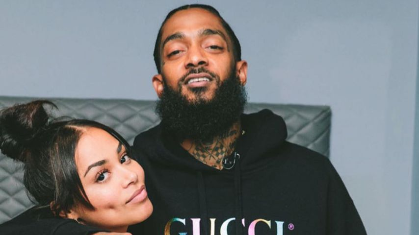 Lauren London und Nipsey Hussle