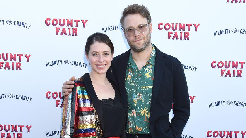 Seth Rogen und seine Lauren feiern den neunten Hochzeitstag!