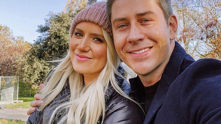 Lauren und Arie Luyendyk in Paris im November 2019