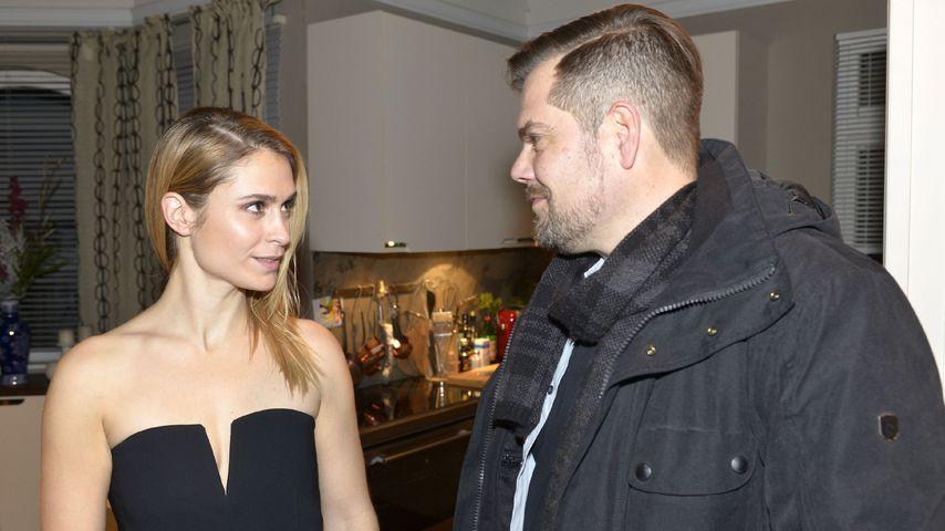 Lea Marlen Woitack und Daniel Fehlow bei GZSZ
