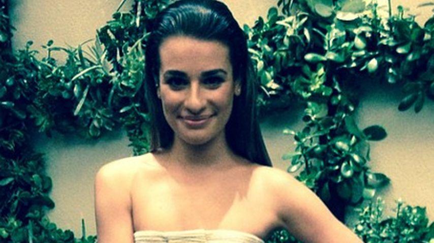 Lea Michele: Vor Trauer vollkommen abgemagert!