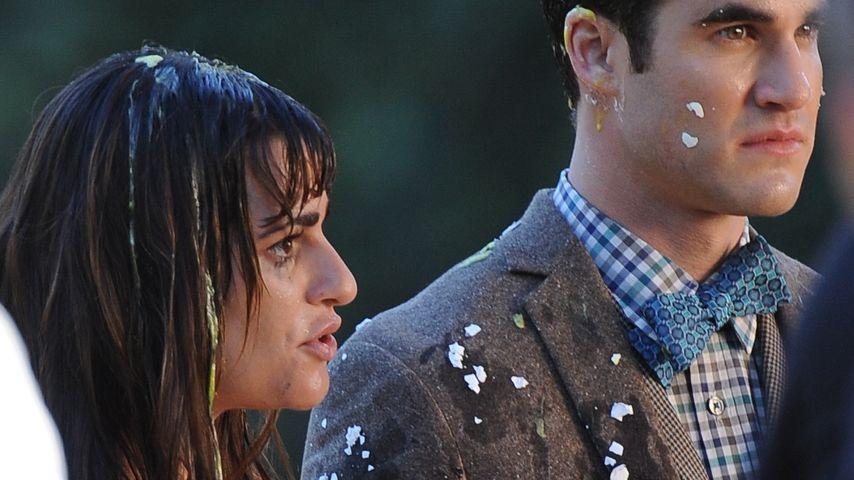 Lea Michele und Darren Criss