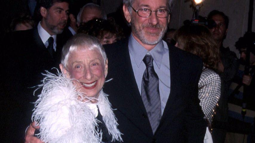 Steven Spielberg in Trauer: Seine Mutter (✝97) ist gestorben