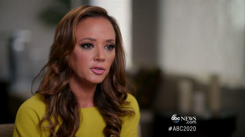 """Leah Remini bei """"ABC News"""""""
