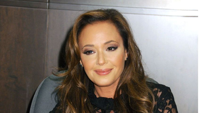 Leah Remini in Los Angeles