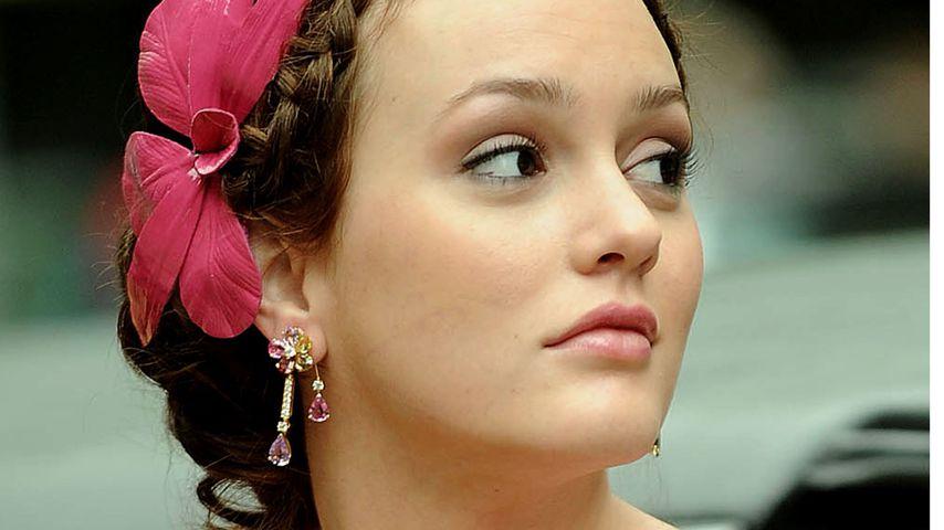 """Leighton Meester in """"Gossip Girl"""""""