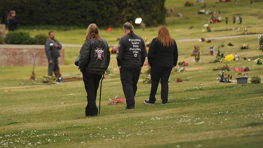 Motörhead-Beerdigung: Promis nehmen von Lemmy Abschied!