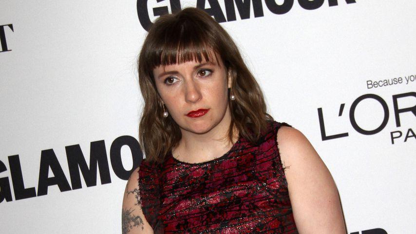Kein Baby für Lena Dunham? Gesamte Gebärmutter entfernt!