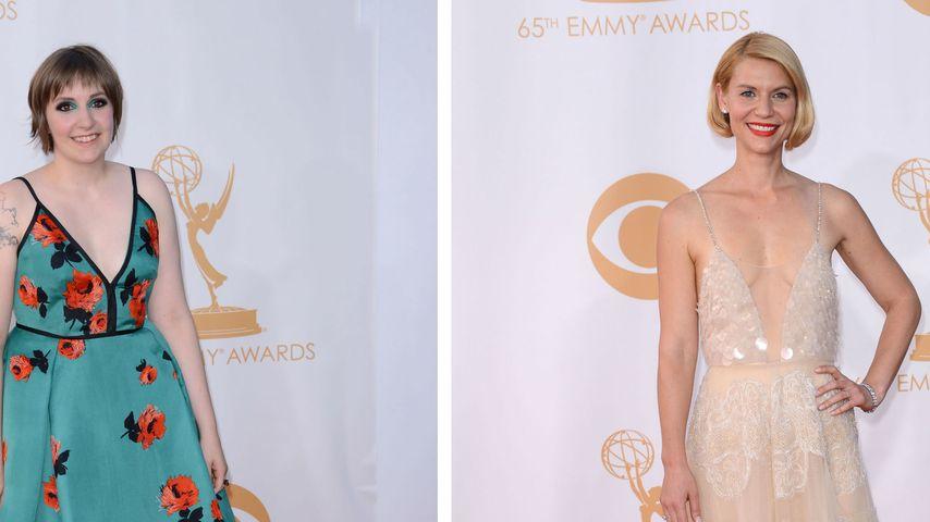Diese zwei sind BFFs: Claire Danes und Lena Dunham