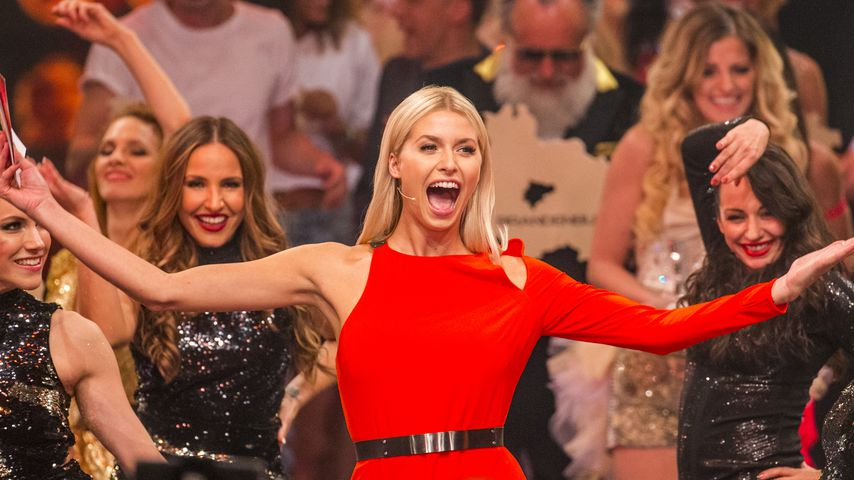Kids' Choice Awards: Lena Gercke will die Schleim-Dusche