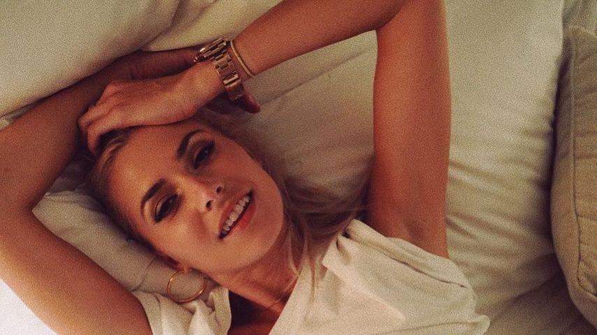 Zwischen Model-Job und Mama-Sein: So entspannt Lena Gercke