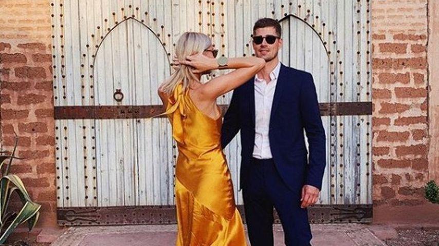 Lena Gercke und Dustin Schöne in Marrakesch