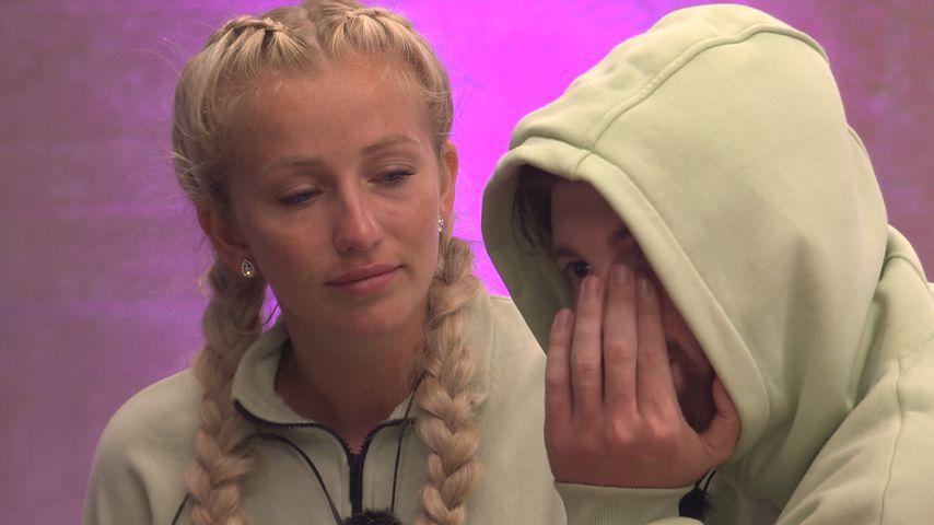 """Lena und Domenik bei """"Love Island"""""""