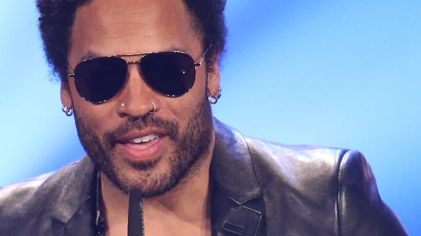 GQ-Liebling! Lenny Kravitz verzaubert die Promis