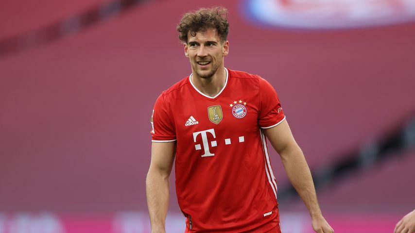 Leon Goretzka im Dress des FC Bayern München