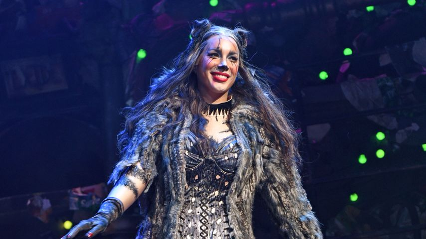 "Leona Lewis in ihrer Rolle im Musical ""Cats"""