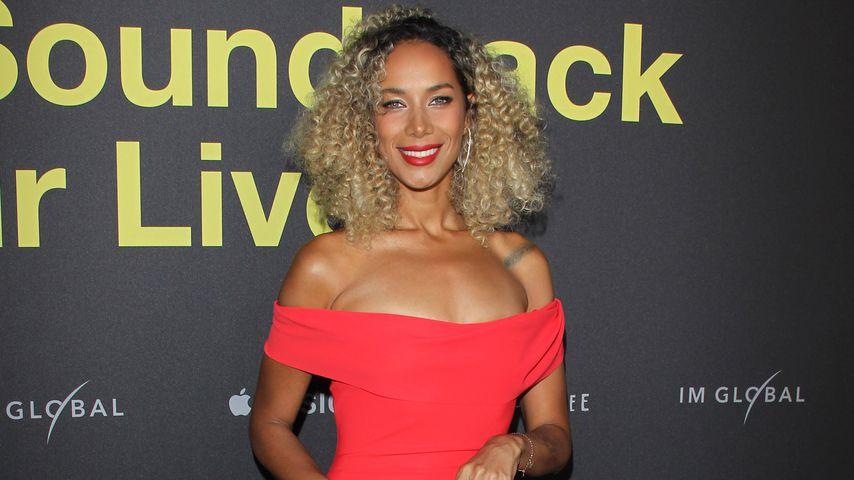 Leona Lewis in L.A.