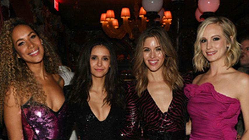 """Hier feiern Nina Dobrev und Co. """"Vampire Diaries""""-Reunion"""