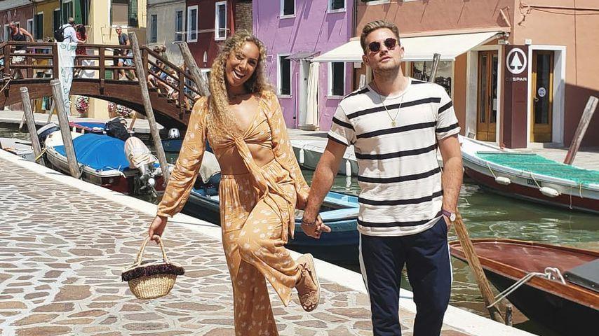 Flitterwochen mit Leona Lewis: Dennis Jauch im Liebes-Talk
