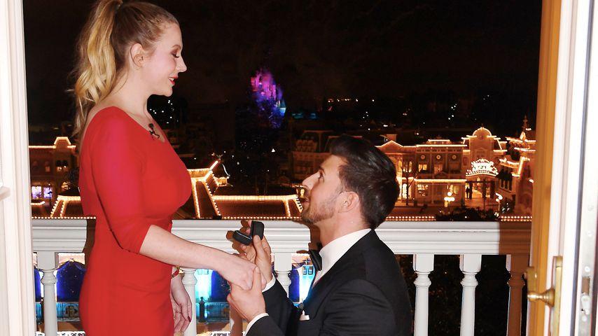 Trotz Kameras: Deshalb ahnte Caona nichts von Leos Antrag!