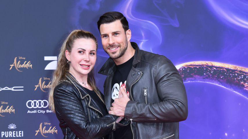 Leonard Freier mit seiner Frau Caona