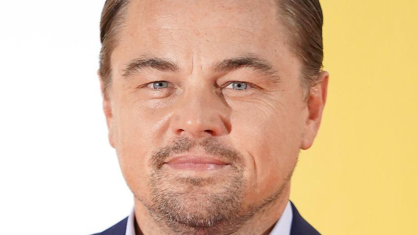 Leonardo DiCaprio in Japan 2019