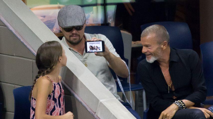 Großer Fan-Liebling: Leo DiCaprio begeistert kleines Mädchen