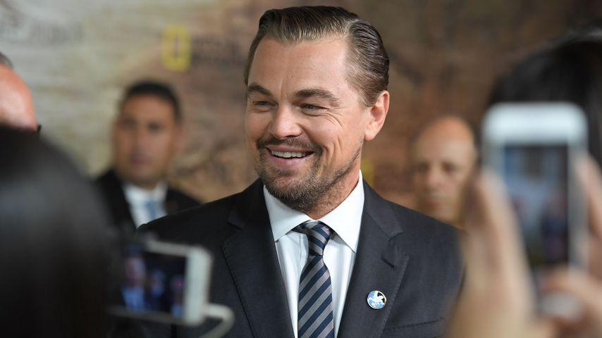 Oscar-Preisträger Leonardo DiCaprio