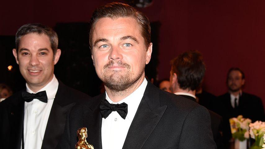 Promi-Reaktionen: Alle fieberten mit Leonardo DiCaprio mit!
