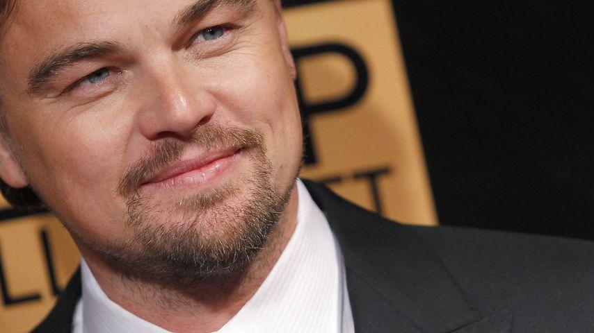 Hau drauf! Leo DiCaprio feuerte Orlando Bloom an