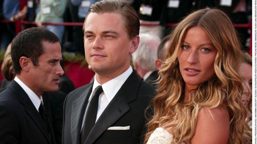 Gisele Bündchen: Darum hat's mit Leo DiCaprio nicht geklappt