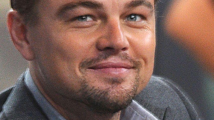Ohne Toni Garrn! So wild feiert Leonardo DiCaprio