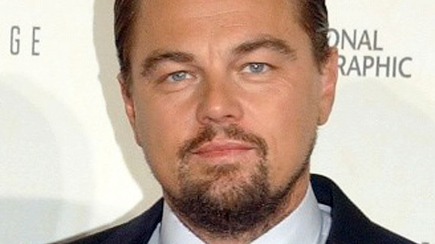 "Leonardo DiCaprio 2016 bei der Premiere seines Dokumentarfilms ""Before The Flood"" in Paris."