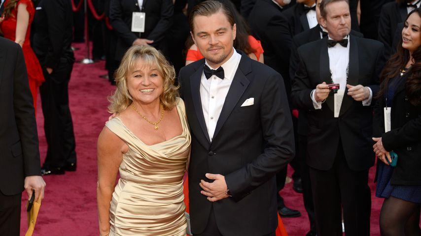 Leonardo DiCaprio und Irmelin Indenbirken bei den Oscars 2014
