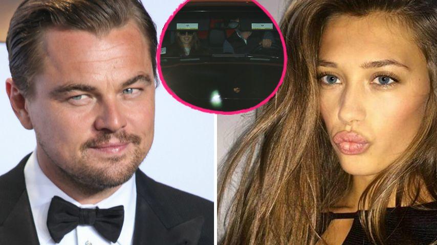 """Victoria's Secret""-Beauty (19): Ist sie Leo DiCaprios Neue?"